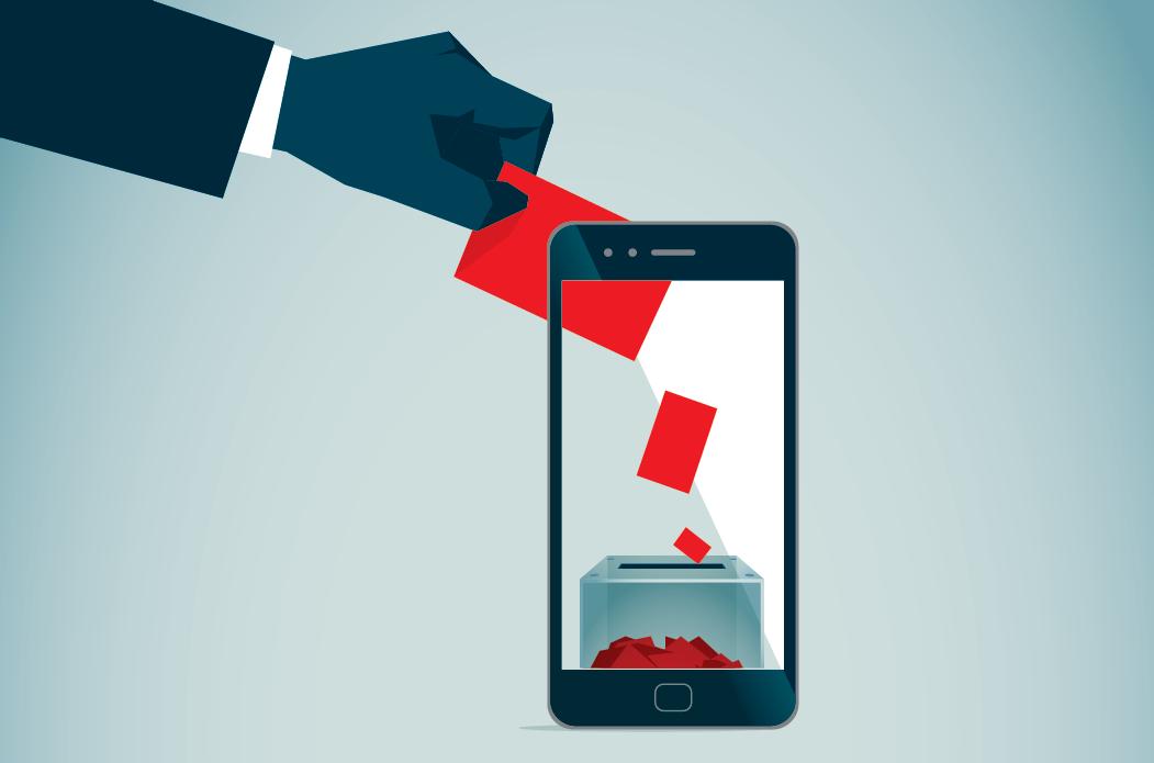 Online-Wahlen/E-Voting 1